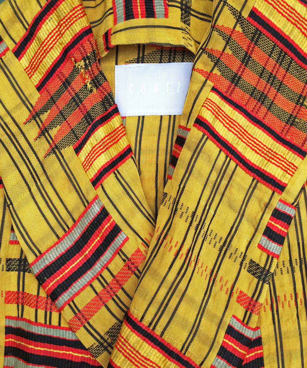 Kente Yellow